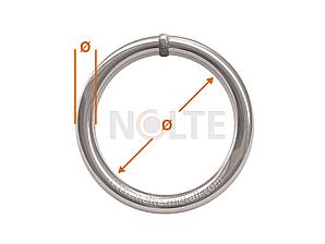 Steel ring / welded ring
