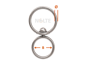 nolte-metall- Special swivel